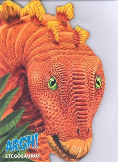 Şekilli Dinozorlar D.-Stegosaurus-Çiçek Yayıncılık